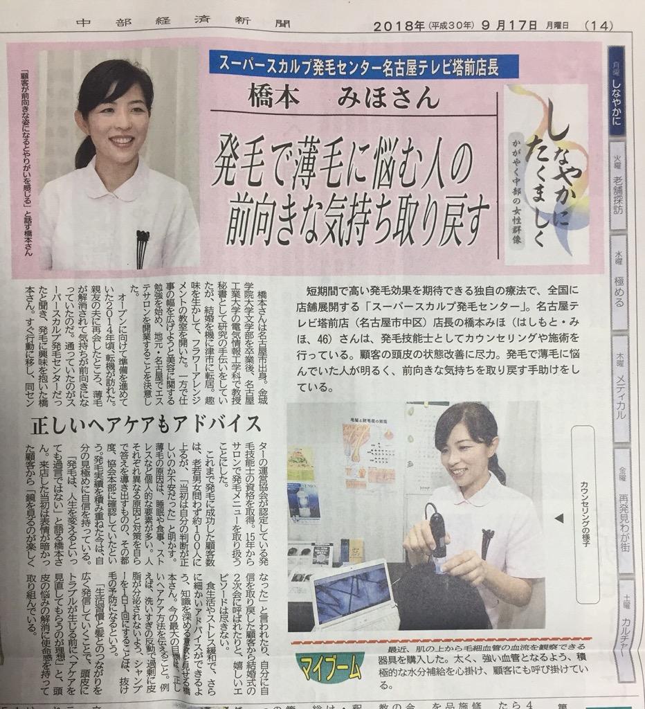 中京経済新聞