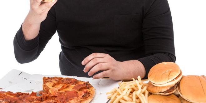 不健康な食事