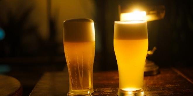 ビールがハゲの原因
